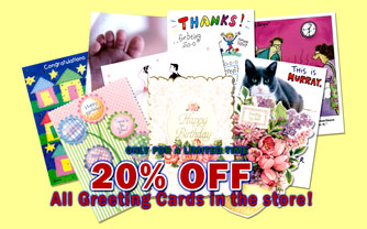Greeting Cards On Sale